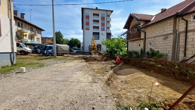 Uskoro izgradnja parking mjesta u ul. Titova